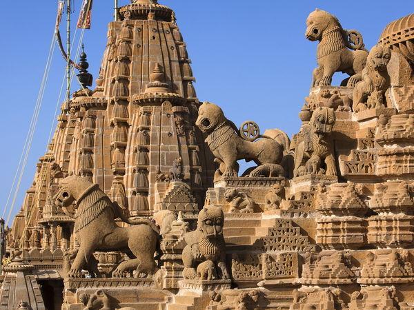 Jain Temple in Jaisalmer - Jaisalmer - Rajasthan