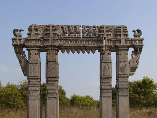 Warangal fort - Warangal - Telangana