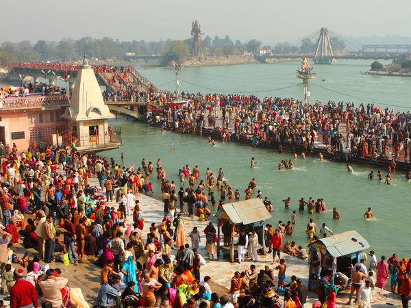 Har ki Paudi at Haridwar - Haridwar - Uttarakhand