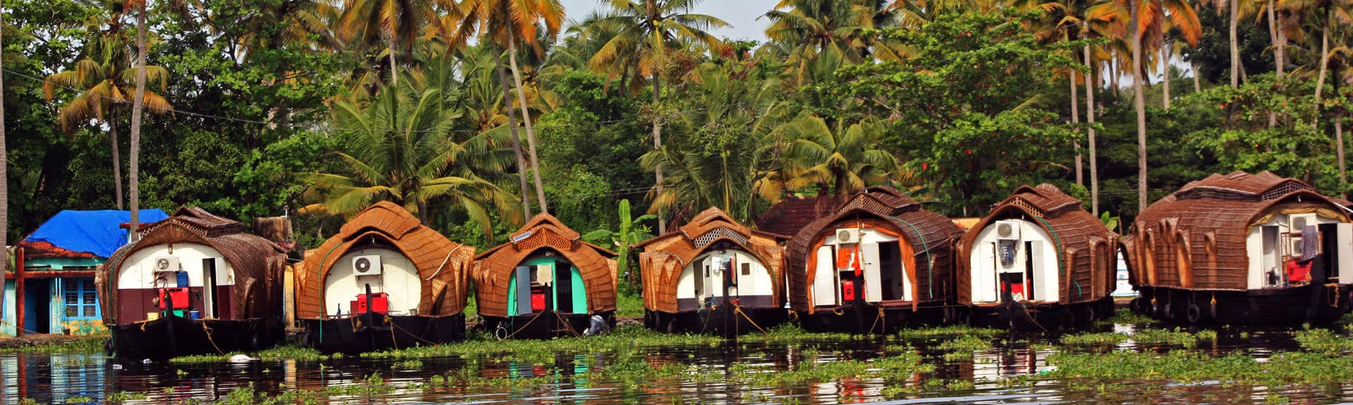 Image result for alleppey city india