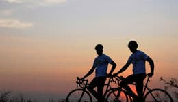 Biking, Cycling in Shillong