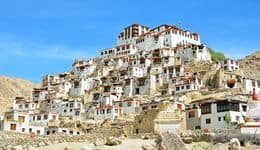 Monasteries in North India