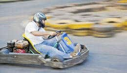 Go-karting in Goa