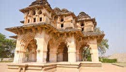 Historical places in South India