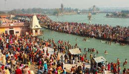 Religious places in North India