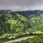 Scenic view of Tawang - Tawang - ArunachalPradesh