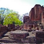 university ruins - Nalanda - Bihar