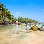 Baga beach in Goa - Goa