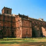 Basilica of Bom Jesus in Goa - Goa