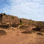 Chapora fort in Goa - Goa