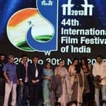 Celebrities at International film festival in Goa - Goa