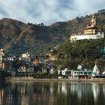 Rewalsar Lake - RewalsarLake - Himachal-Pradesh