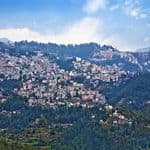 the shimla valley - Shimla - HimachalPradesh