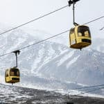 Cable Car in Gondola in Gulmarg - Gulmarg - Jammu-and-Kashmir