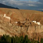 Basgo Gompa in Ladakh - Ladakh - Jammu-and-Kashmir
