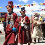 The annual Ladakh festival - Ladakh - Jammu-and-Kashmir