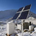Solar Cells in Ladakh - Ladakh - Jammu-and-Kashmir