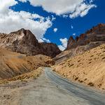 The road to Leh in Jammu and Kashmir - Leh - Jammu-and-Kashmir