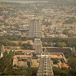 Birds eye view of Hampi - Hampi - Karnataka