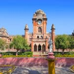 Mahatma Gandhi Town Hall old name King Edward Hall in Indore - Indore - Madhya-Pradesh