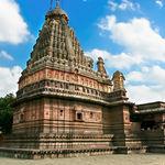 Ghrishneshwar Shiva Temple in Ellora - Aurangabad - Maharashtra
