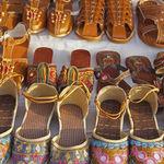 Traditional footwear - Kolhapur - Maharashtra