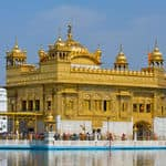 The beautiful Golden temple in Amritsar - Amritsar - Punjab