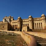 Amer Fort in Jaipur - Jaipur - Rajasthan