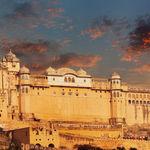 Amer Fort - Jaipur - Rajasthan