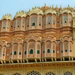 Hawa Mahal the wind palace in Jaipur - Jaipur - Rajasthan