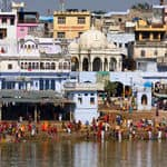 Holy city Pushkar - Pushkar - Rajasthan