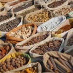Spices at Pushkar - Pushkar - Rajasthan