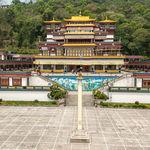 Ranka Lingdum or Pal Zurmang Kagyud Monastery - Gangtok - Sikkim