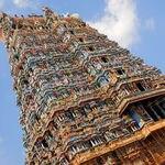 Meenakshi Temple in Madurai - Madurai - Tamil-Nadu