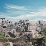Golconda fort in Hyderabad - Hyderabad - Telangana