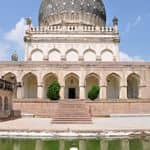 Qutub Shahi Tombs - Hyderabad - Telangana