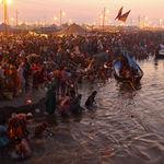 The holy city of Allahabad - Allahabad - Uttar-Pradesh
