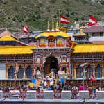 The holy Badrinath shrine in Uttarakhand - Badrinath - Uttarakhand