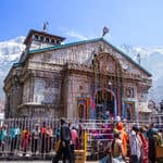 The holy Kedarnath in Uttarakhand - Kedarnath - Uttarakhand
