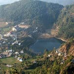 The hill station Nainital in Uttarakhand - Nainital - Uttarakhand