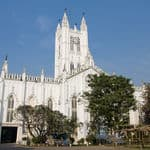 St Pauls Cathedral in Kolkata - Kolkata - West-Bengal