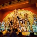 Durga Pooja in Kolkata - Kolkatta - West-Bengal