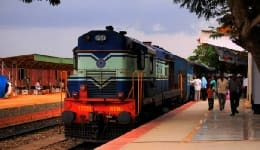 A train for religious tourism to be launched by Indian Railways