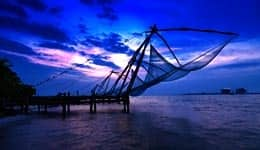 A pictorial tour of Kochi which encapsulates its natural beauty!