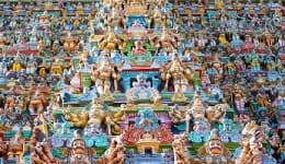 This photo tour of the magnificent Meenakshi Temple at Madurai will leave you in awe!