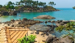 Best beaches in India for honeymoon couples