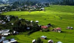 How to reach Ziro: The hidden jewel of North East