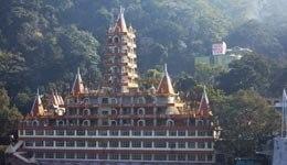 Swarg Niwas temple