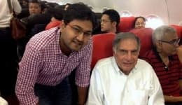 There's a good reason why this photograph of Ratan Tata is going viral!