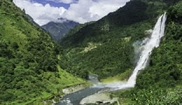 Arunachal Pradesh helicopter service: Guwahati to Tawang helicopter fare and schedule